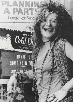 A fantastic portrait poster of blues rock legend Janis Joplin having a little bit of fun! She will always be missed. Check out the rest of our great selection of Janis Joplin posters! Need Poster Mounts. Janis Joplin, Rock And Roll, Rainha Do Rock, Acid Rock, We Will Rock You, Music Icon, Music Music, Classic Rock, Music Artists