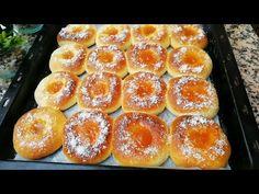 My Favorite Recipe for Baked Donuts ! Donut Recipes, Sweets Recipes, Cake Recipes, My Favorite Food, Favorite Recipes, Donut Bar, Baked Doughnuts, Home Baking, Cordon Bleu