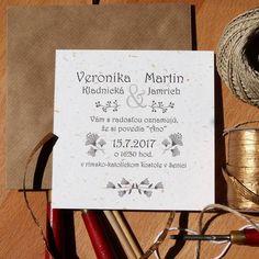 Papiernictvo - Svadobné oznámenie: Linoryt: Kvety - 8143051_