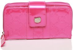 Hello Kitty Embossed Wallet $40