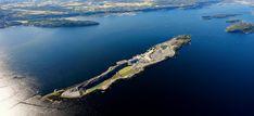 BLIR ENDRINGER: Mye kommer til å endre seg her på Langøya i årene som kommer. Foto: Noah