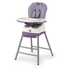 Chicco Stack 3 in 1 High Chair -Mulberry, Pink Baby Swag, Baby Center, Cool Chairs, Baby Hacks, Toys For Girls, Parenting Hacks, Baby Toys, Baby Car Seats, Cool Things To Buy
