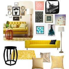 sunday afternoon by aileen-strong, via Polyvore
