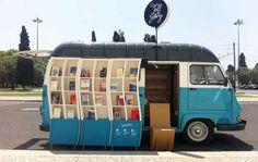 Po food truckach czas na book trucki?