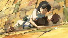children who chase lost voices die Reise nach agarta anime manga kawaii cute girl x boy Love liebe Lost Voice, The Voice, Miyazaki, Hoshi O Ou Kodomo, Emoji, Journey, Asuna, Killua, Anime Films