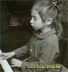 young Regina Spektor