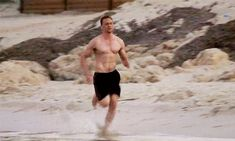 Pin for Later: Tom Hiddleston Looks So Good Shirtless, It Will Almost Make You Uncomfortable