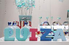 Festa Frozen | Macetes de Mãe