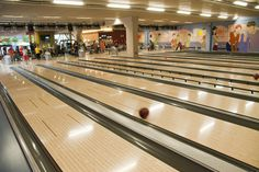 Bowling centre  Bolera