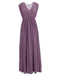 Silk Maxi, two separate pieces