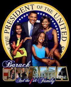 President  Obama & 1st Family