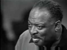 "Count Basie on ""Jazz Casual"" 1958"