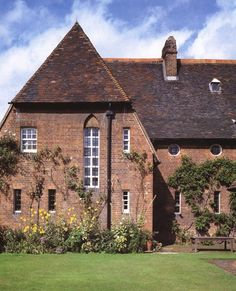Red House, Bexleyheath, Kent.  Owned by William Morris..    ...bureauofjewels@etsy and facebook...xxx