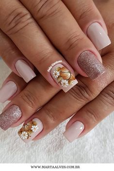 Beauty Spa, Beauty Nails, Ruby Rose, Winter Nails, Christmas Nails, Pedicure, Nail Designs, Nail Art, How To Make