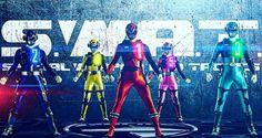 Power Rangers Ninja Storm, Power Rangers Spd, Rangers Team, Mighty Morphin Power Rangers, Tommy Oliver, Green Ranger, Kamen Rider, Live Action, Pop Culture
