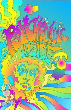 ☮ American Hippie Bohéme Boho Psychedelic Art ☮