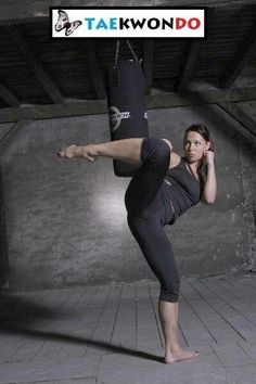 Women of taekwondo