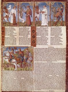 The Danse Macabre from Paris from 1491-1492 by Pierre le Rouge for Antoine Vérard