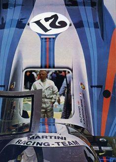 Porsche 917LH, Le Mans 1971