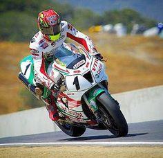Colin Edwards Honda vtr1000 sp2