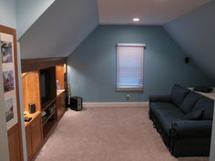 Kid Cave Media / Game Room - Home Theater Designs - Decorating Ideas - HGTV Rate My Space