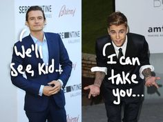 EXCLUSIVE! The #JustinBieber Vs. #OrlandoBloom brawl brought to life-- in GIFs! Wait till you see these! http://perezhilton.com/2014-07-31-justin-bieber-versus-orlando-bloom-memes-gifs-hilarious-who-will-win