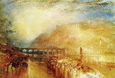 William Turner, Heidelberg