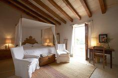 10 Trucos para renovar tu chalet o casa de campo #hogarhabitissimo #dormitorio