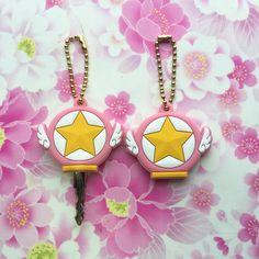 8 Or Plus Phone Case Star Magic Stick Prop Cosplay Cartoon Cute Pink Gift Professional Design Anime Jk Cardcaptor Sakura Kinomoto Iphone 7 Costume Props Costumes & Accessories