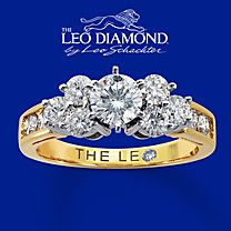 Jewelry from Kay Jewelers, your trusted Jewelry Store Leo Diamond Ring, Kay Jewelers Engagement Rings, 2 Carat, Gold Bands, Round Diamonds, Jewelry Stores, Wedding Rings, Gemstones, Astrology
