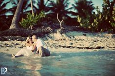 Allie and Mitch – Trash the Dress | Dreams Palm Beach – Punta Cana, Domincan Republic – Part 2 » Bailly Photography Blog