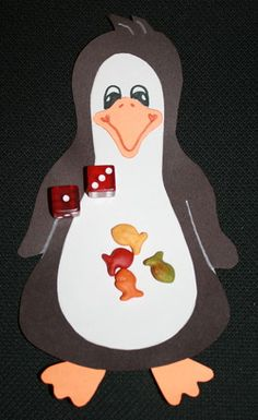 how many fish is the penguin going to eat?