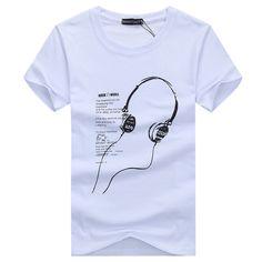 40c15af31 KUYOMENS Men s T Shirts Plus Size S 5XL Tee Shirt Homme Summer Short Sleeve  Men T Shirts Male TShirts Camiseta Tshirt Homme-in T-Shirts from Men s  Clothing ...
