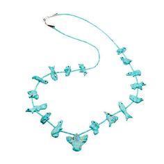 Collier turquoise navajo