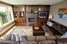 Southborough - Traditional Elegance - traditional - Family Room - Vancouver - Beyond Beige Interior Design Inc.
