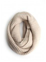 Ribbed to Perfection Infinity Scarf                                                          $32.00