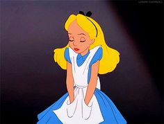 alice in wonderland open characters gif