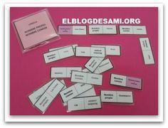 Objetivo(s):  Favorecer situaciones lúdicas y motivadoras que faciliten el aprendizaje del nombre propio y común. … Leer más