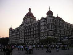Taj Mahal Hotel, Mumbai stayed when I was 8