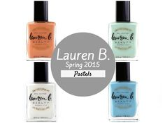 Pastel Nail Polish, Pastel Nails, Gel Top Coat, Pastels, Swatch, Couture, Spring, Pretty, Beauty
