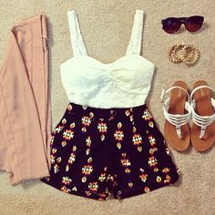 Image result for alwaysintrend.com cute summer outfits polyvorewhat to wear on a first date fashion and styles