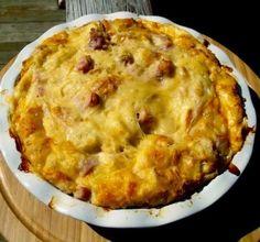 Πεινάς.Στο ψυγείο έχει λίγο τυρί, 2 αβγά και ένα βαζάκι σάλτσα από την εποχή του Νώε. Λεφτά να παραγγείλεις... δεν έχεις. Βαριέσαι και να μαγειρέψεις. Σκούρα τα πράγματα. Σε καταλαβαίνω, και σου αναγνωρίζω το δικαίωμα
