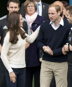 William and Catherine - Royal Tour New Zealand - Rippa Rugby