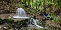 Vöröskővölgyi-Alsó-forrás • Forrás » TERMÉSZETJÁRÓ - FÖLDÖN, VÍZEN, KÉT KERÉKEN Waterfall, Outdoor, Outdoors, Waterfalls, Outdoor Games, The Great Outdoors
