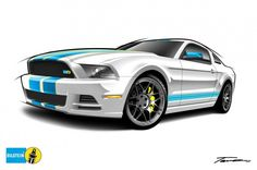 Win a Custom Mustang, F-150, or 335i in Bilstein Contest - WOT on Motor Trend