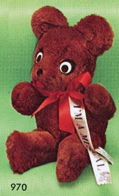 Musical Cocoa Cuddle Bear | Mary Meyer Vintage