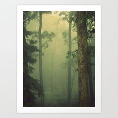 A Place Only We Know Art Print by S. Ellen - $16.00