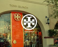 """""""Tory Burch is an attainable, luxury, lifestyle brand defined by classic American sportswear with an eclectic sensibility"""", which embodies the personal style and spirit of its co-founder and creative director, Tory Burch. Shopping Spree, Go Shopping, Window Shopping, Highland Park Village, Creative Director, Signage, Tory Burch, Branding Design, Personal Style"""
