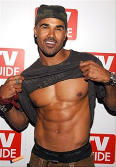 Shemar Moore...thank you for making my day!