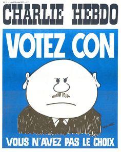 CHARLIE HEBDO 1971.
